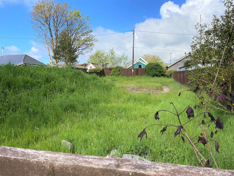 Plot adjoining Roberta, Sandy Lane, Parkmill, Swansea, SA3 2EW